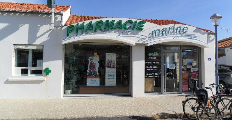 Bienvenue dans votre Pharmacie Marine